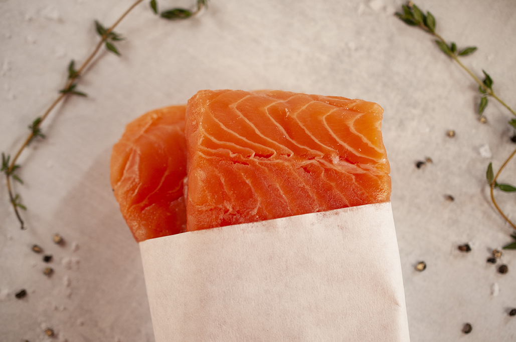 picture of cook it yourself salmon